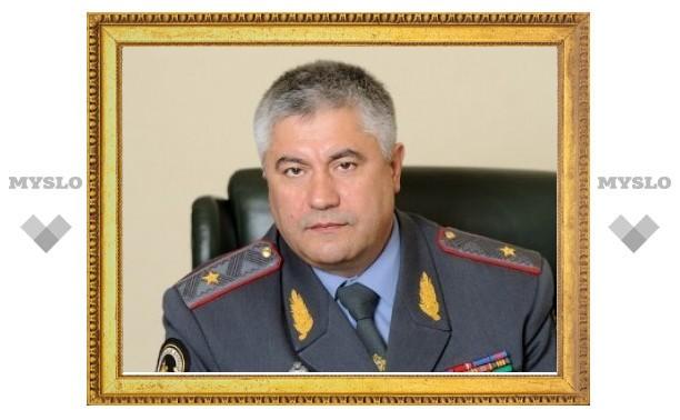 Начальник ГУВД Москвы сократил 12 тысяч милицейских должностей