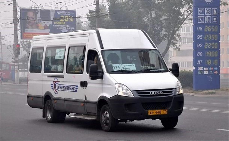 Маршрут автобуса «Тула-Щекино» не будут сокращать