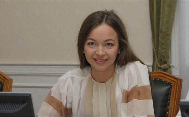 Елена Дубинчук будет представлять правительство Тульской области в Правительстве РФ