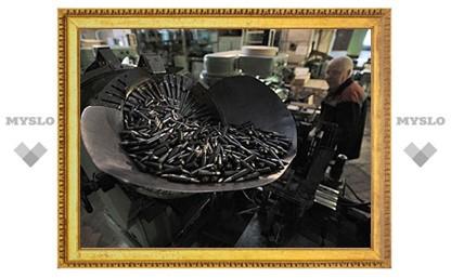 Безработный украл у государства четверть оборонного завода