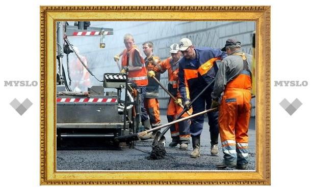 В Туле на этой неделе начнут ремонт улицы Лейтейзена