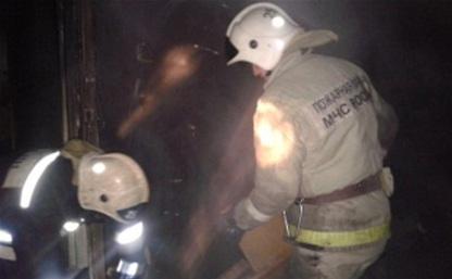 В Новомосковске мужчина сгорел в собственной квартире