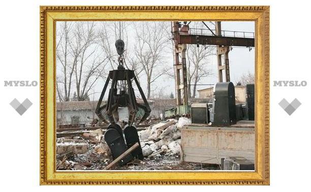 В Туле уничтожили игровые автоматы