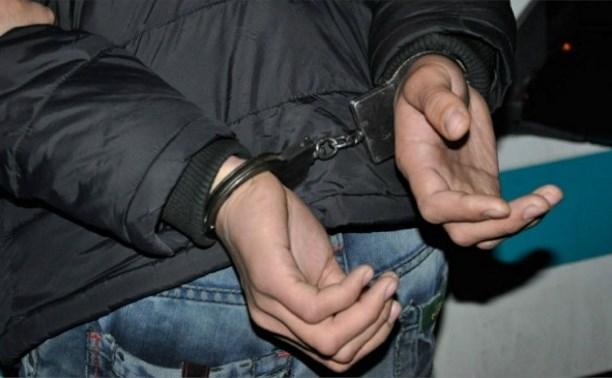 Полицейские задержали туляка, который три года находился в межгосударственном розыске