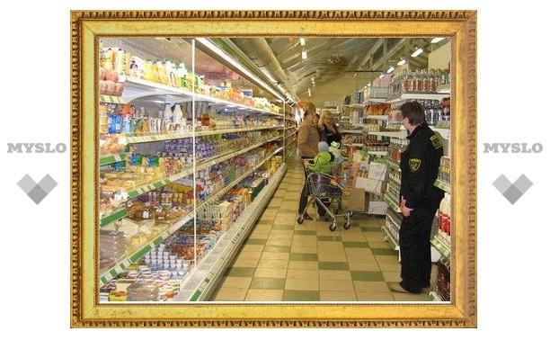 Под Тулой магазинный воришка получил 2,5 года колонии
