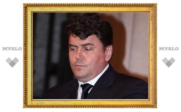 Главе Богородицка Герману Ларину предложено застрелиться