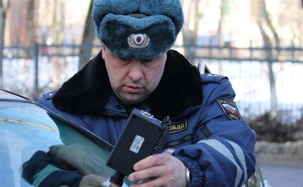 Сотрудники ГИБДД провели очередной рейд «Тонировка»