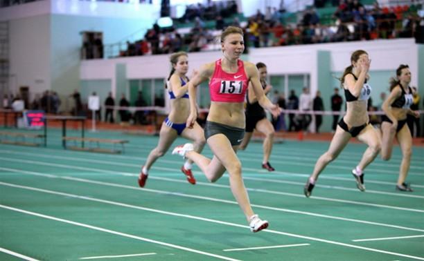 Тульская бегунья подбирается к элите российской легкой атлетики
