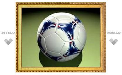 Тульские футболисты поедут в Курск