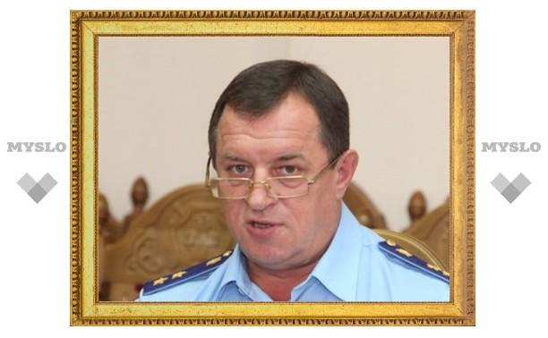 Тульские автошколы проверит областной прокурор Олег Черныш