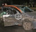В Туле компания на  каршеринговом авто протаранила пять машин