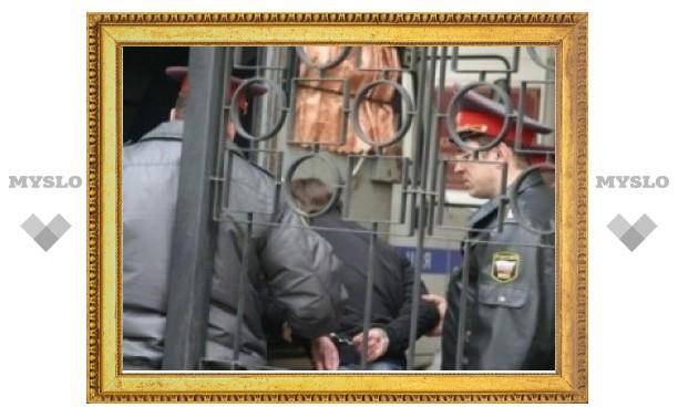 Ефремовский грабитель отобрал у женщины еду