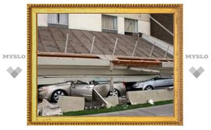При землетрясении в Чили погибли два человека