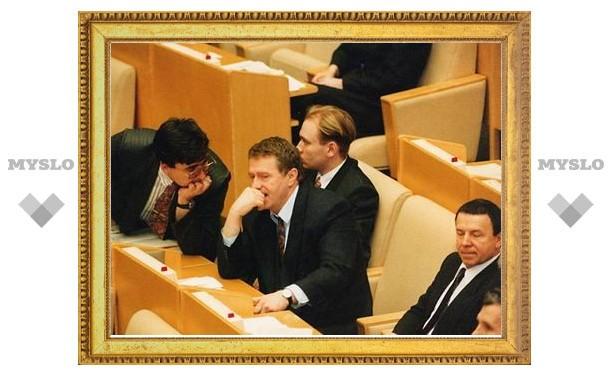 Госдума рассмотрит законопроект о дисциплинарном судебном присутствии