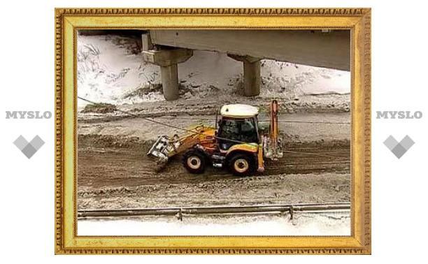 В Екатеринбурге чеченец обстрелял снегоуборщика