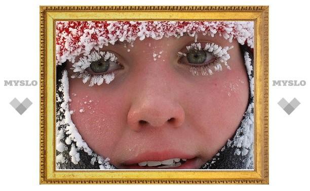 Тульская полиция ищет замерзающих детей