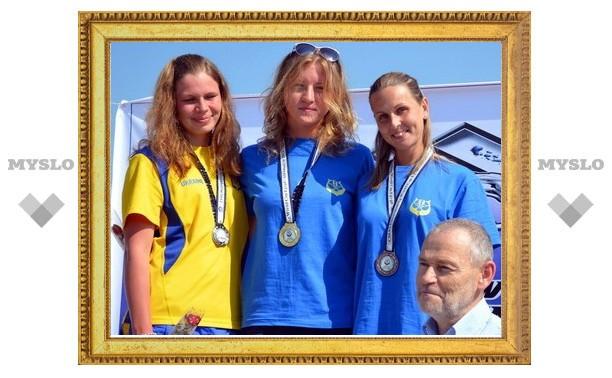 Тульская команда завоевала Кубок мира по марафонским заплывам в ластах