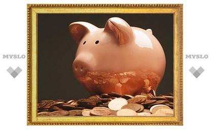 Тульскому бюджету не хватает 4,5 миллиарда рублей