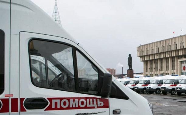 За минувшие сутки в Тульской области заболели коронавирусом 186 человек