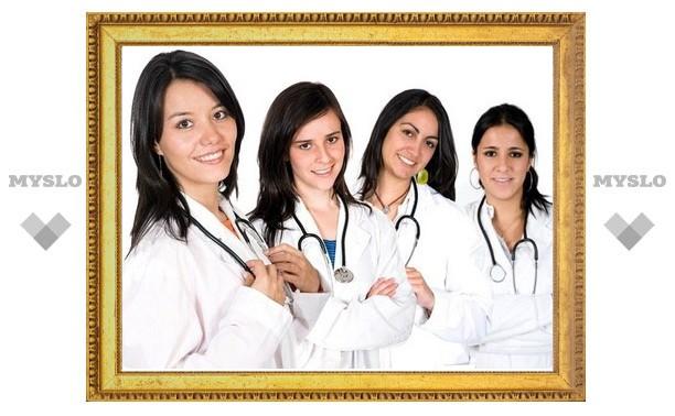 Молодым врачам Тульской области дадут по миллиону