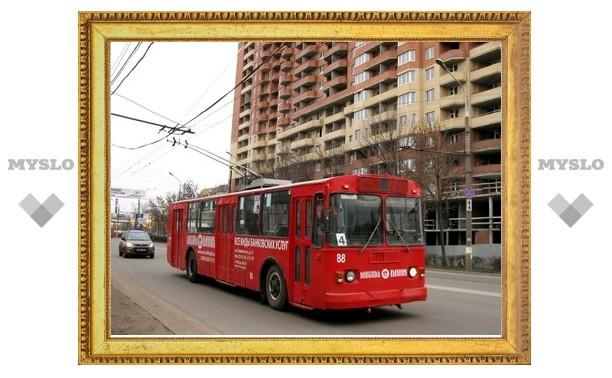 Забастовки водителей троллейбусов не будет