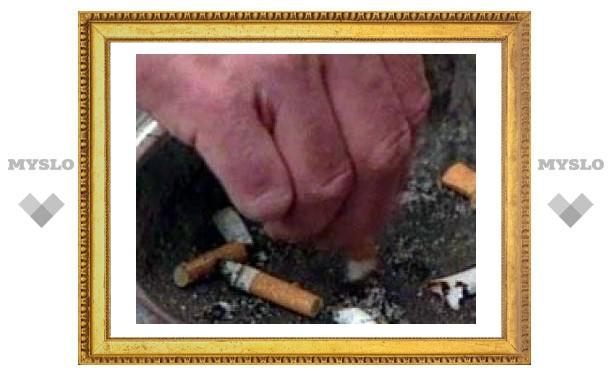 Туляки бросают курить