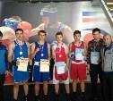 Тульские боксеры завоевали пять медалей на соревнованиях в Курской области