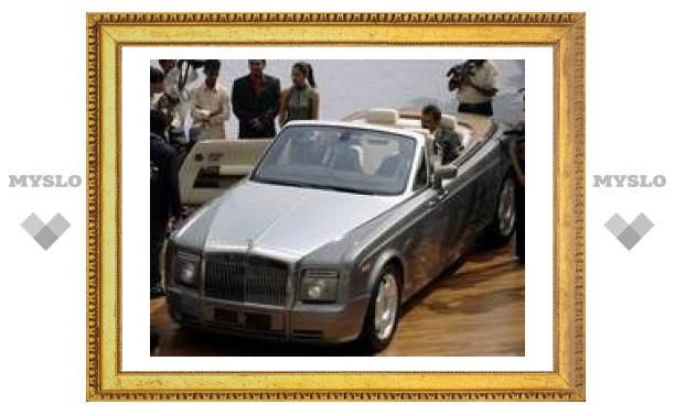Rolls-Royce продал все свои автомобили