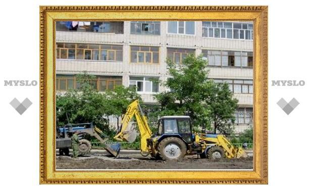 Ремонт одного двора обойдется в 300 000 рублей