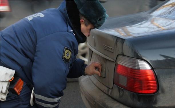 Экс-гаишник заплатит 500 000 рублей штрафа за продажу «красивых» номеров
