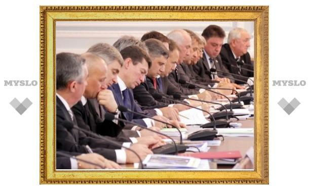 Губернатор Груздев составит рейтинг тульских чиновников