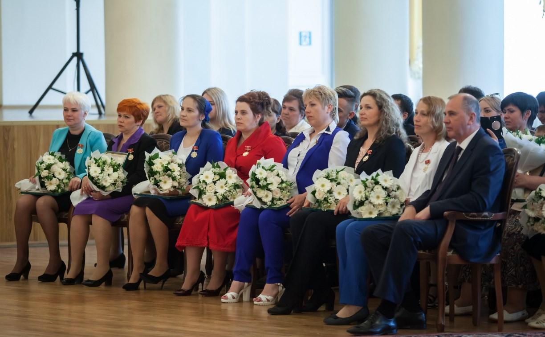 Лучшие мамы Тульской области: кто они?