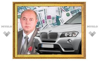 Самым богатым депутатом облдумы оказался Николай Звягинцев