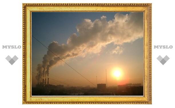Завод «Проктер энд Гэмбл» в Новомосковске выбрасывал в воздух вредные вещества
