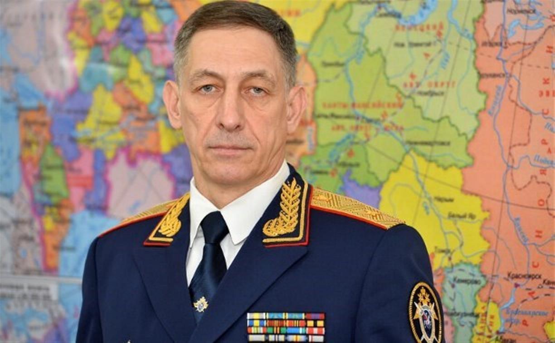 Бывший начальник тульского СК Александр Стариков возглавил Следственный комитет по Московской области