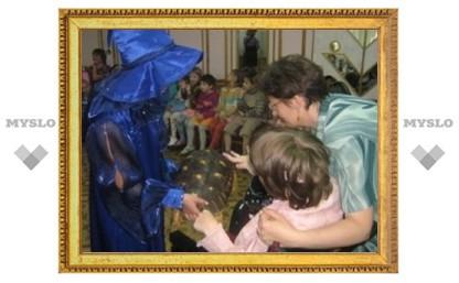 В Туле пройдет праздник для детей-сирот