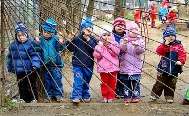 Власти Новомосковска выкупили здание для детского сада