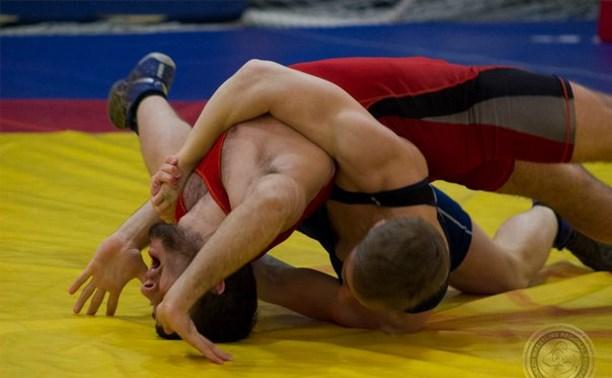 Борцы из Донского принесли медали сборной Тульской области