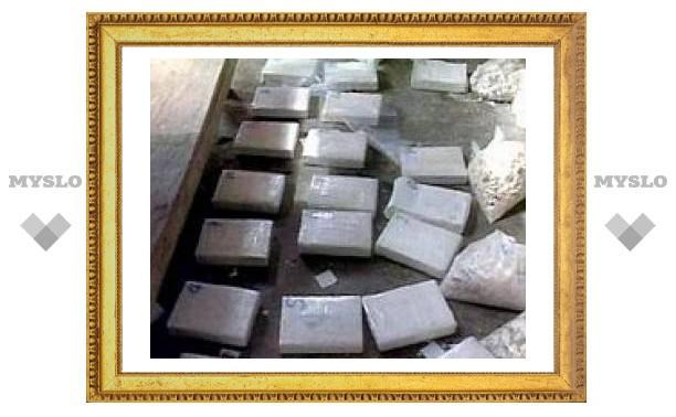 Колумбийско- американская операция: перехвачено более двух тонн наркотиков