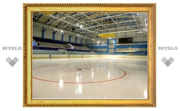 На Калужском шоссе в Туле появится ледовый дворец на 2500 мест