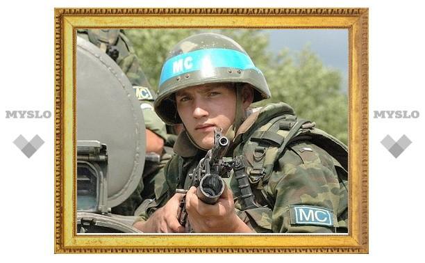 Военный комиссариат ведет отбор кандидатов для прохождения военной службы в Приднестровье