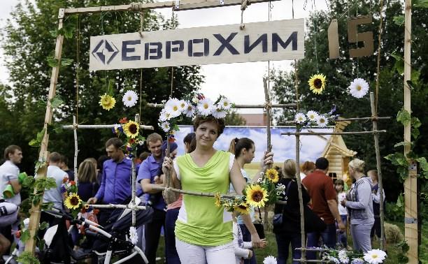 День урожая в Новомосковске: Гулял весь город!