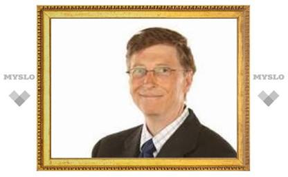 Билл Гейтс отказался от поста президента США