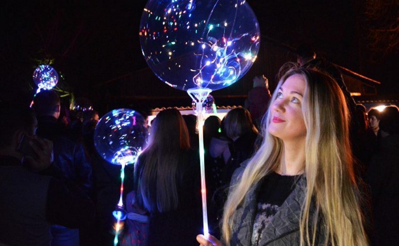 Туляков приглашают на фестиваль волшебных шаров