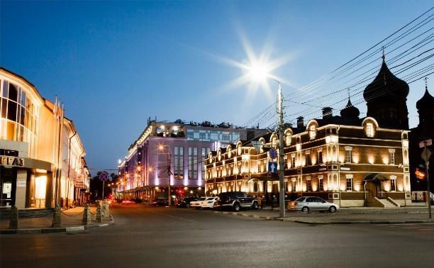 Какие здания в городе оформят архитектурной подсветкой