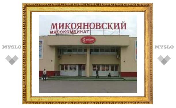 Трубу с аммиаком на Микояновском комбинате повредила польская фура