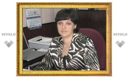 Оксана Осташко – заместитель министра – директор департамента образования Тульской области