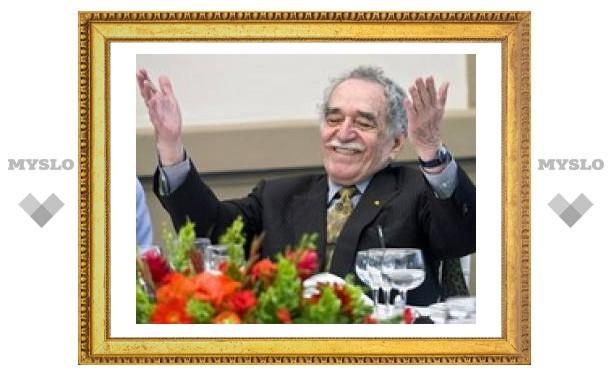 Габриэль Гарсиа Маркес продолжит писать книги