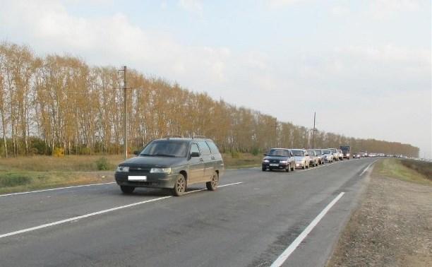 В Тульской области водитель насмерть сбил пешехода и уехал с места ДТП