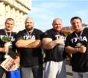 Тульские богатыри стали лучшими на турнире «Сила Тулы – Сила России – 2014»